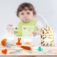 Sinchies Baby and Toddler Feeding Kit