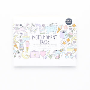 Baby Girls Milestone Cards