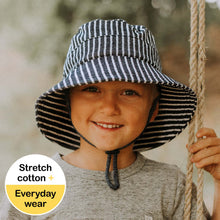 Load image into Gallery viewer, Bedhead hats. Bedhead Kids Bucket Hat in Rope sold by Gumnut Kids, online Bedhead hat reseller.