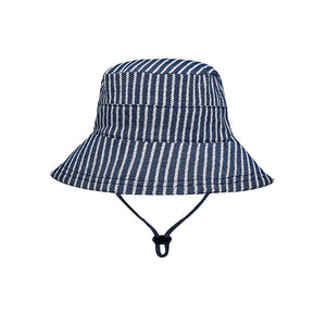 Bedhead kids bucket hat in Rope sold by Gumnut Kids front view