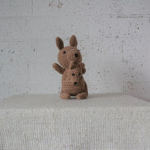 Load image into Gallery viewer, Kangaroo and Joey | Handmade Crochet Animal