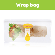 Load image into Gallery viewer, Sinchies reusable wrap bag