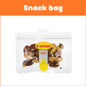 Sinchies reusable snack bag