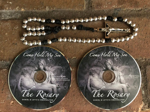 Thirsting Rosary + Come Hold My Son - The Rosary Phsical CD's