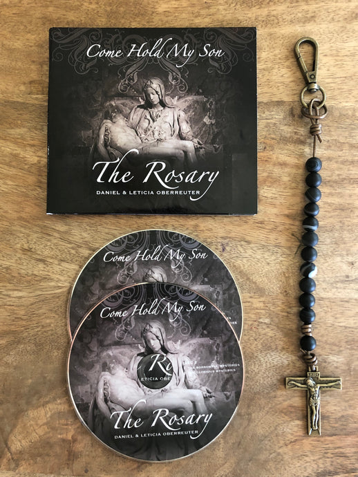 Black Decade Rosary + Come Hold My Son - The Rosary Album
