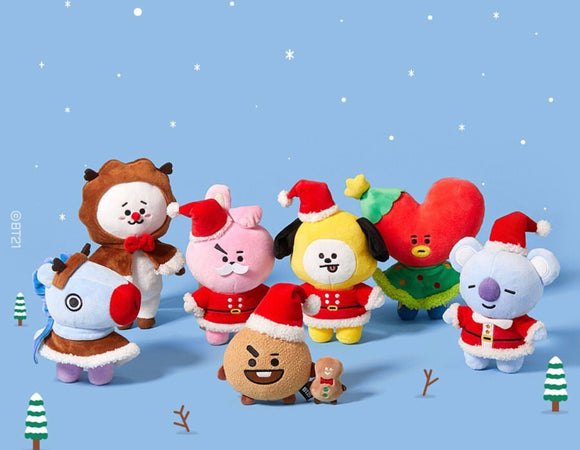 BT21 Winter Edition Doll (2019)