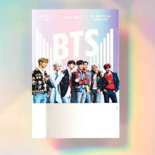 The icon of Kpop: BTS (book)