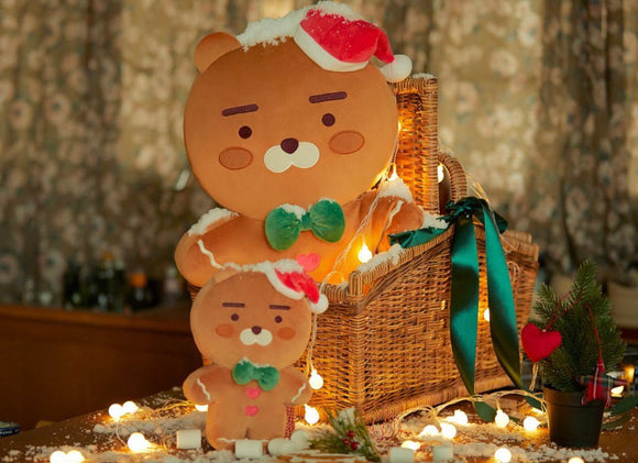 Kakao Friends Gingerbread Ryan