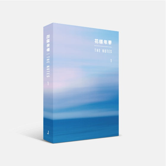 BTS – 花樣年華 THE NOTES 1 J (Japanese) Ver.