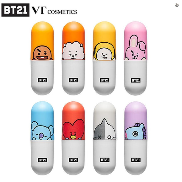 BT21 x VT Cosmetics Lippie Stick