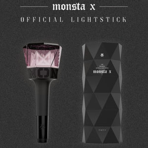 Official MONSTA X Lightstick