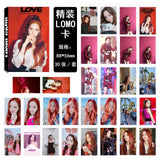 Blackpink KILL THIS LOVE Lomo Cards