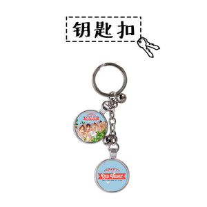 Red Velvet SAPPY Keyring