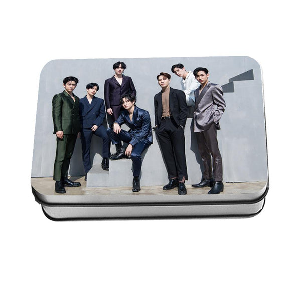 GOT7 Call My Name Collectible LOMO Cards