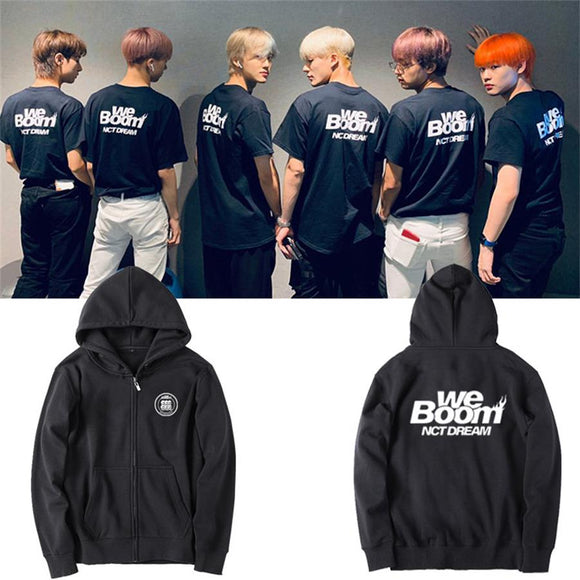NCT Dream We Boom Hoodie