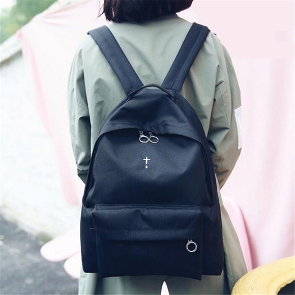 Black Moon/Cross Backpack