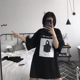 """Are you ok?"" Oversized Tee"