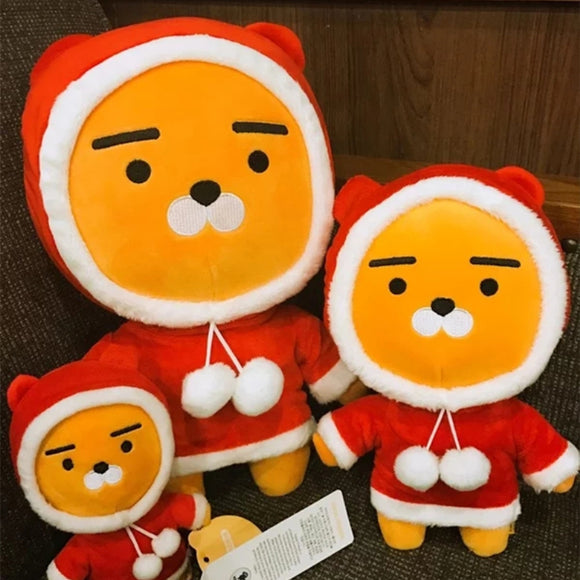 Ryan Christmas Plush