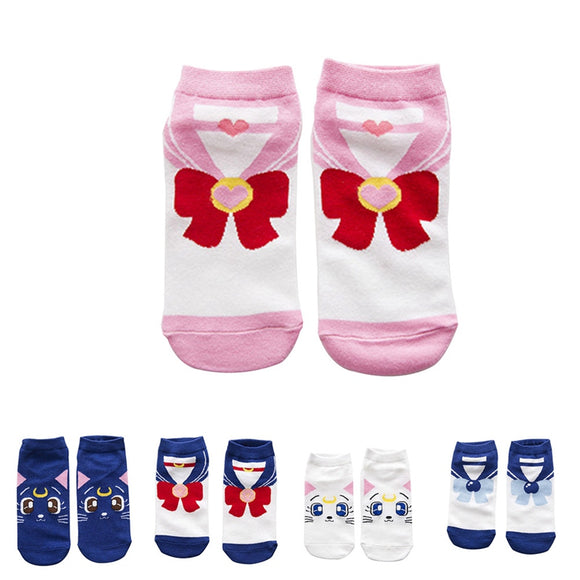 Sailor Moon Ankle Socks