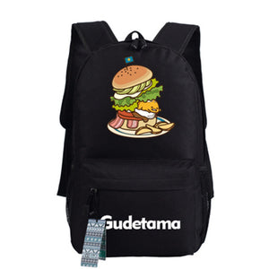 Gudetama Burger Backpack