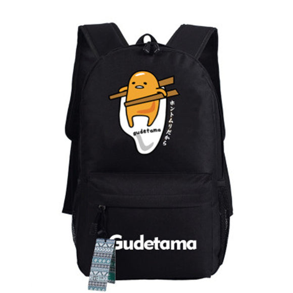 Gudetama Chopsticks Backpack