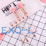 EXO/EXO-L Makeup Brush Set