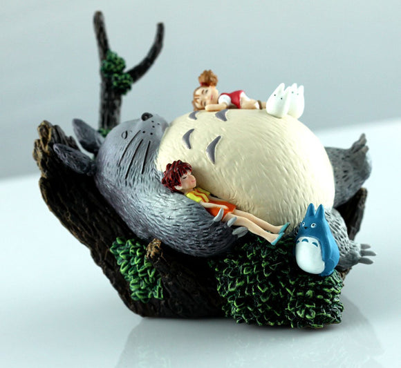 STUDIO GHIBLI Classic My Neighbor Totoro Figure