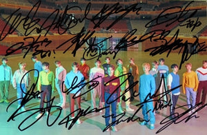 NCT Signed Group Photo (Arena)