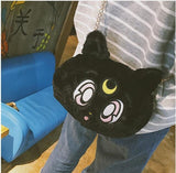 Luna Plush Purse