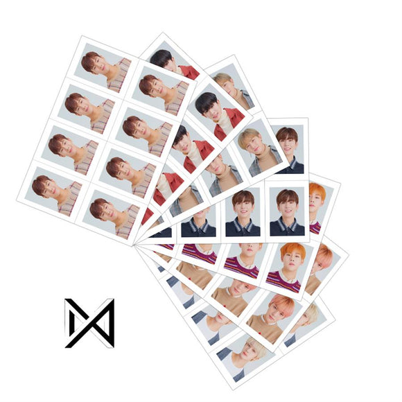 Monsta X Are You There Grid Lomo Cards