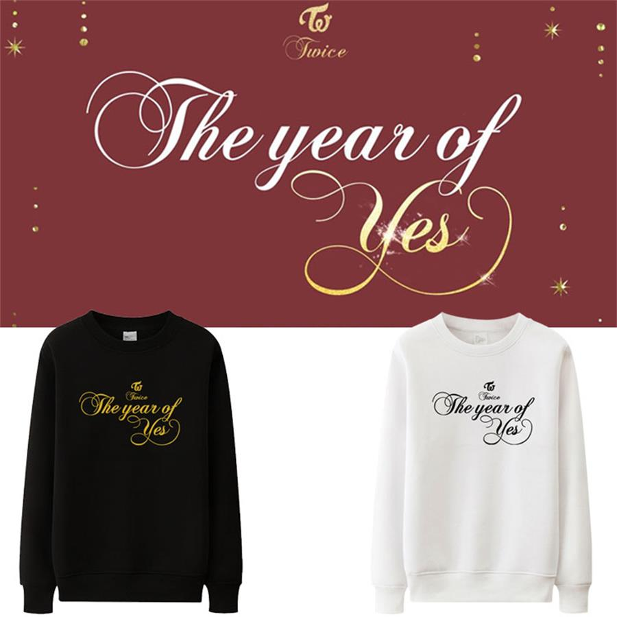 TWICE The Year of Yes Pullover