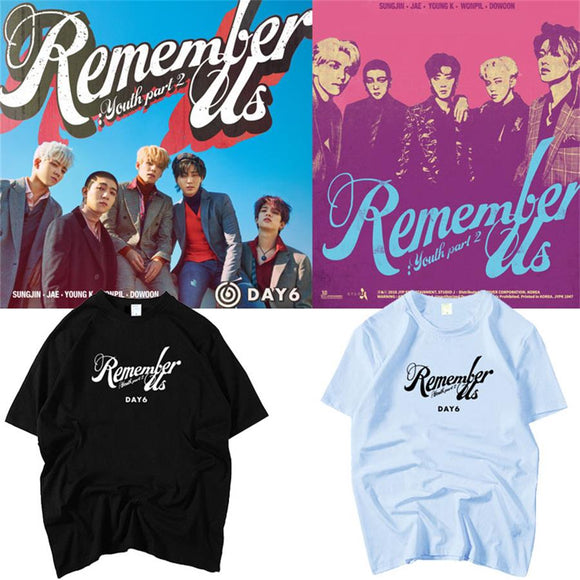 DAY6 Remember Us: Youth Part 2 Tee