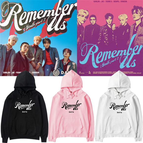 DAY6 Remember Us: Youth Part 2 Sweatshirt