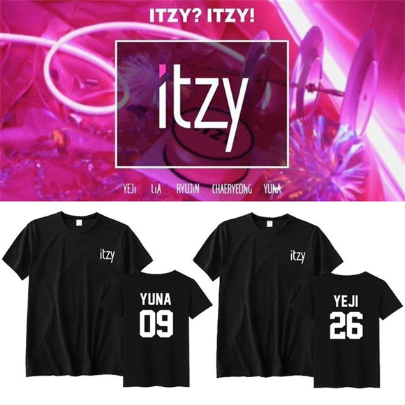 ITZY Name Tee