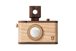 The Original 35MM Wooden Toy Camera