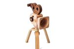 Load image into Gallery viewer, Super 16 Pro Wooden Toy Camera With Tripod