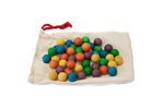 Load image into Gallery viewer, Wooden Balls Set of 50 in Color
