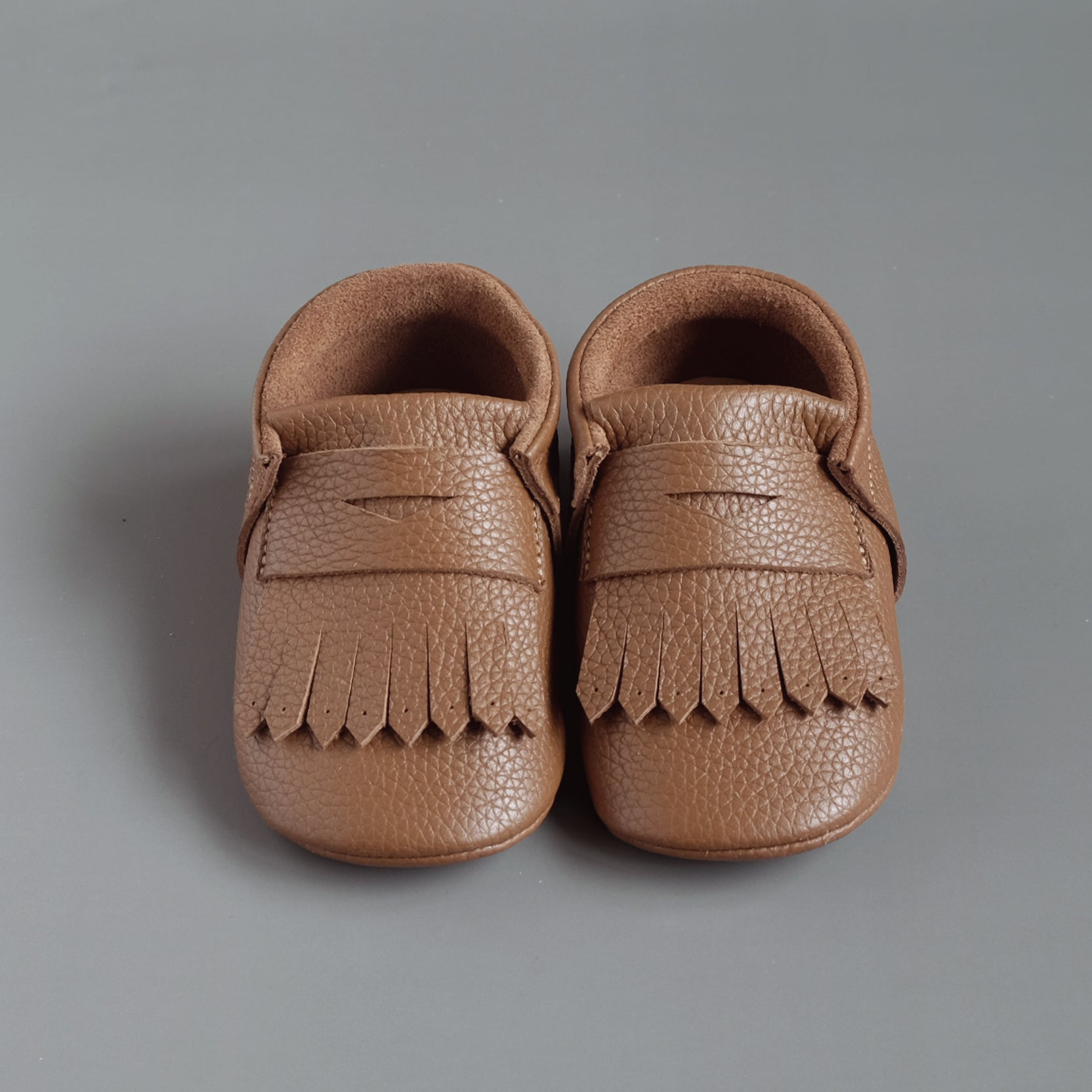 Tiera Moccasin in Pretzel