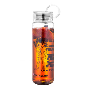 Unibott Deb's Daughter Alp Series 500 ml Clear Style Water Bottle(SK5B8A )