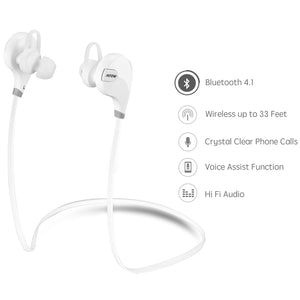 MPWBMBH293AW MPOW X 1.0 Bluetooth Headphone