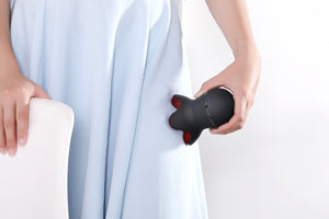 Oreadex Octopus Mini Full Body Massager, Handheld Massager, Cordless, Rechargeable Design (OD380)