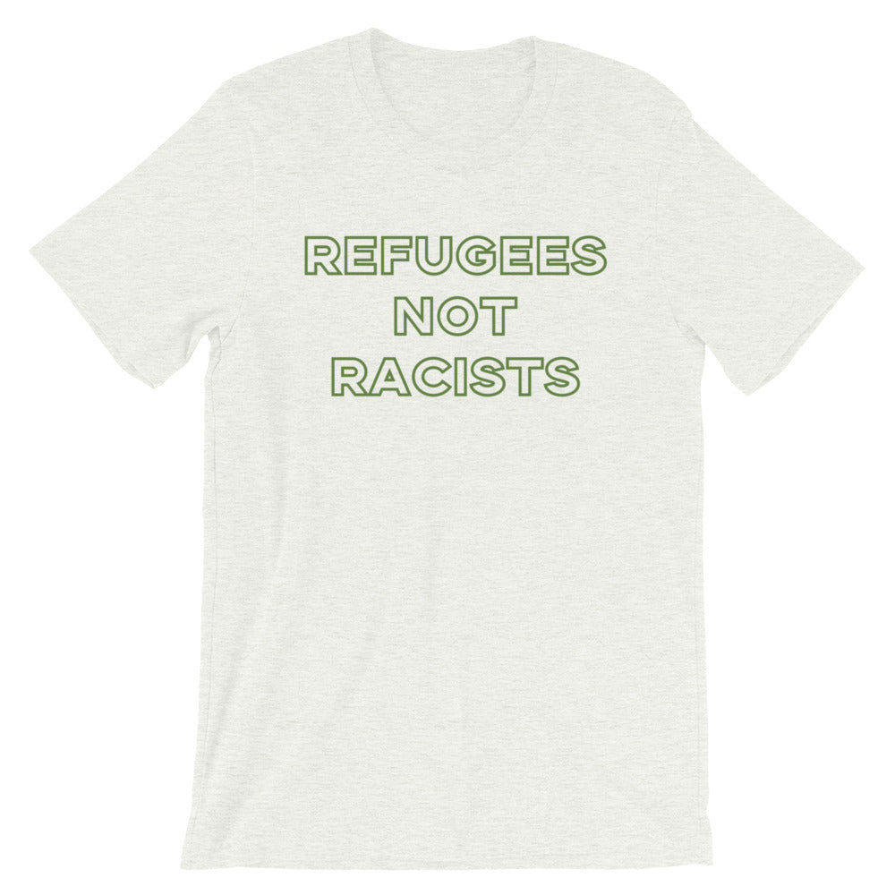 Refugees Not Racists