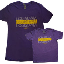 Load image into Gallery viewer, Youth Louisiana Echo Shirt