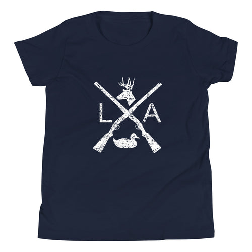 La Hunt Youth Short Sleeve T-Shirt