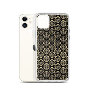 Black & Gold FDL iPhone Case