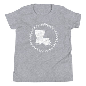 La Wreath Youth Short Sleeve T-Shirt