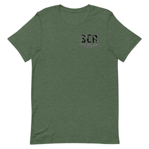 SCR Short-Sleeve Unisex T-Shirt