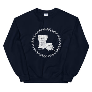 LA Wreath Unisex Sweatshirt