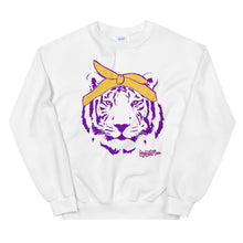 Load image into Gallery viewer, Tiger Bandana Unisex Sweatshirt
