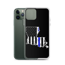 Load image into Gallery viewer, Back the Blue LA iPhone Case